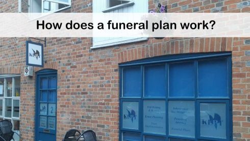 How Does A Funeral Plan Work?